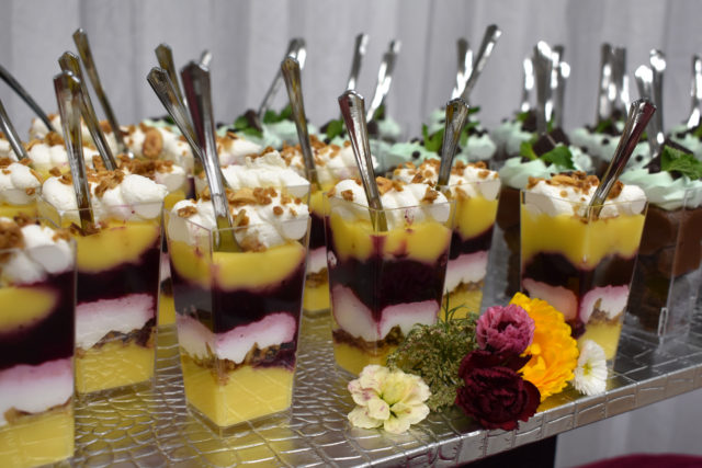 Catered Desserts for Events