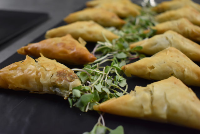 Food Options for Weddings and Events